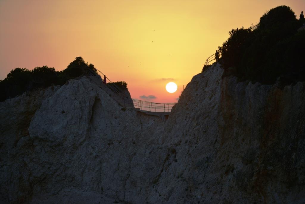 Porto Katsiki Sunset Lefkada