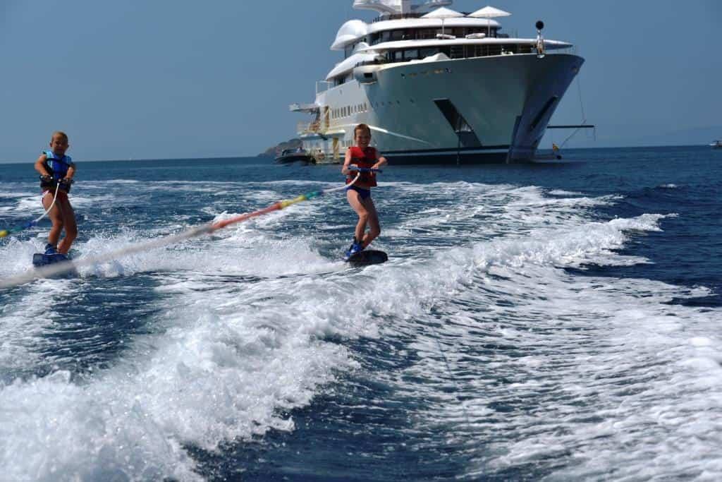 Surfing Nidri