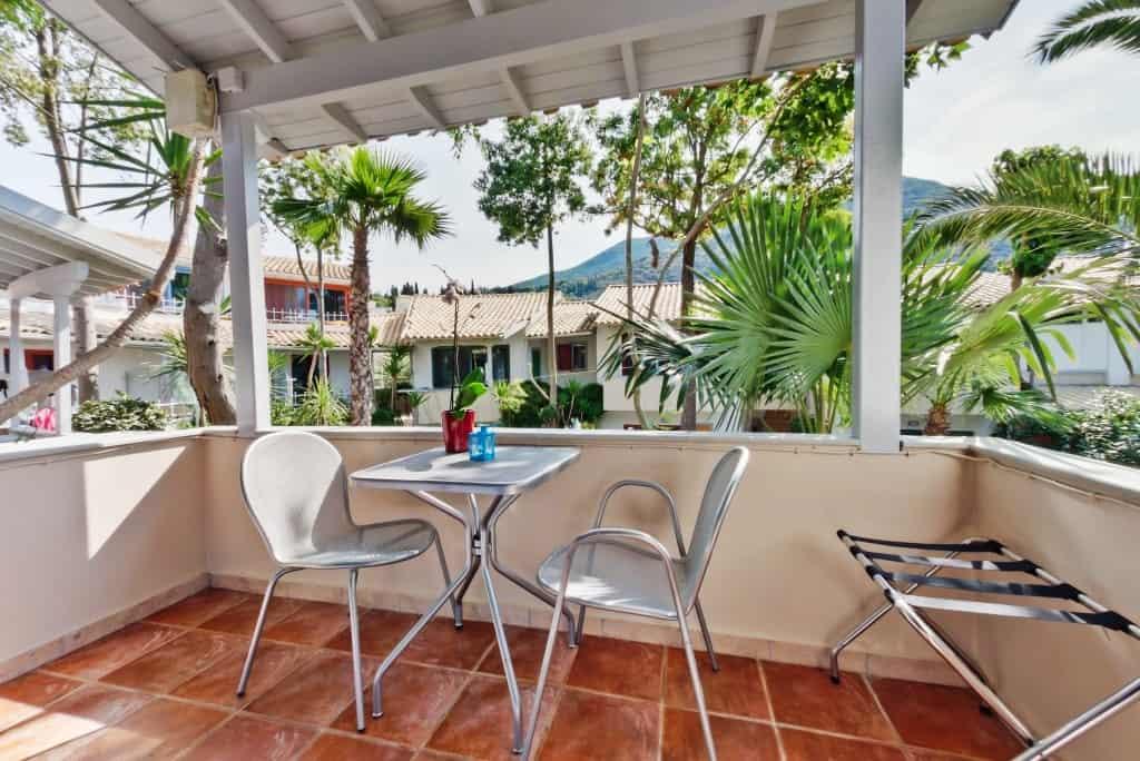 Lefkada Hotel Balcony 15