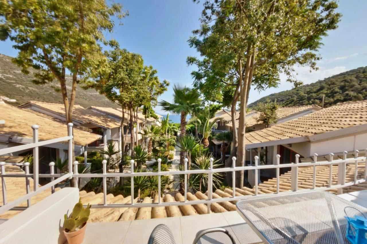 Lefkada Hotel Balcony 5