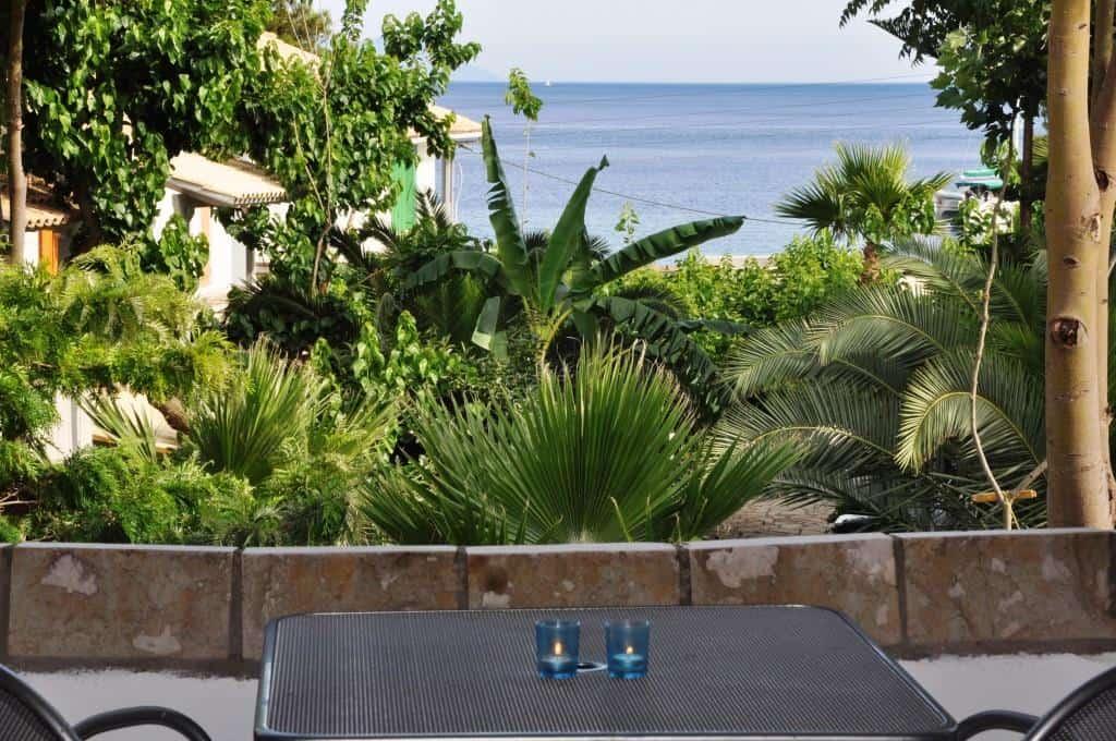 Lefkada Hotel Balcony 7